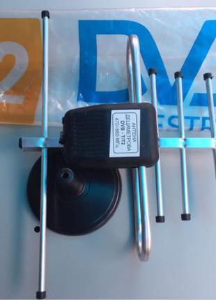 Антенна комнатная DVB-Т2 комнатная