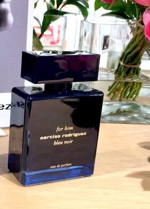 Narciso Rodriguez Bleu Noir for Him EDP_Оригинал_3 мл затест_