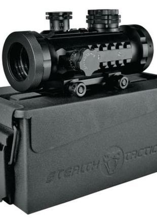 Прицел BSA Stealth Tactical Range 30mm Cross Weaver (STSRGBD30)