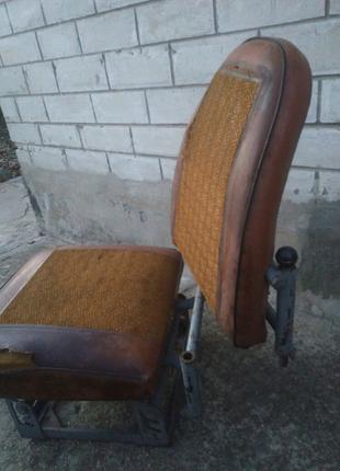 Кресло-сиденье с крана или автокрана