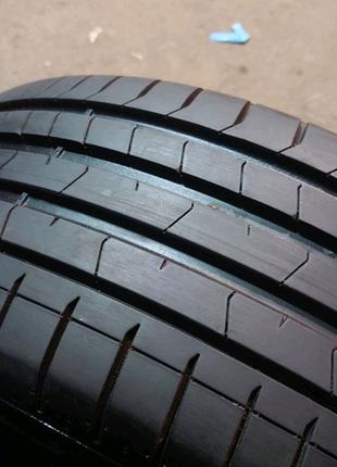 Пара 225/50 r18 Pirelli PZero PZ4