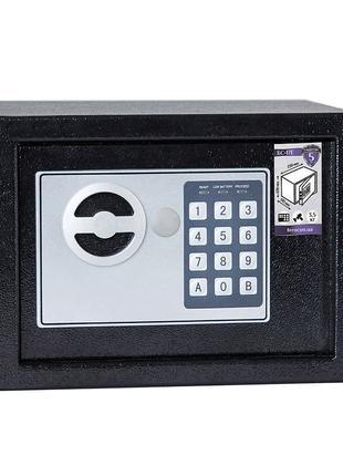 Мебельный сейф БС-17Е.9005.