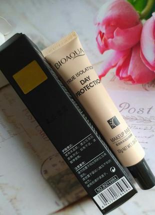 База под макияж с защитным эффектом bioaqua day protection mak...