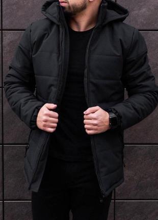 Мужская  куртка пуховик