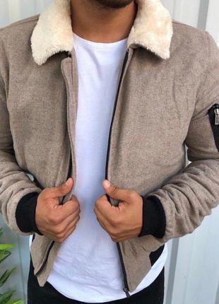 Куртка бомбер(три цвета)