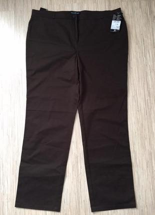 Новые (с этикеткой) котоновые брюки от your sixth sense, разме...