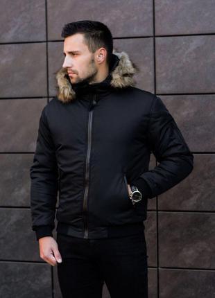 ❄️зимняя куртка с мехом