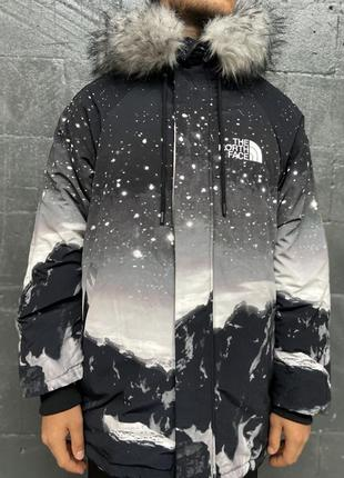 "Зимняя куртка the north face ""winter"""