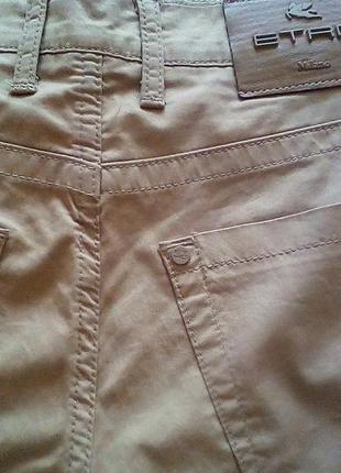 Летние мужские брюки etro