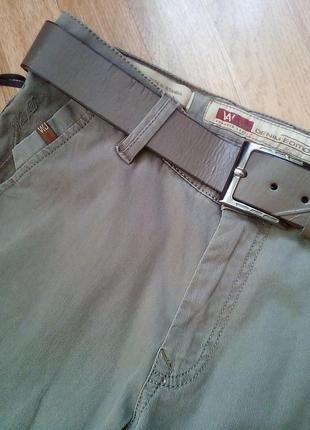 Мужские  тонкие летние брюки wallys