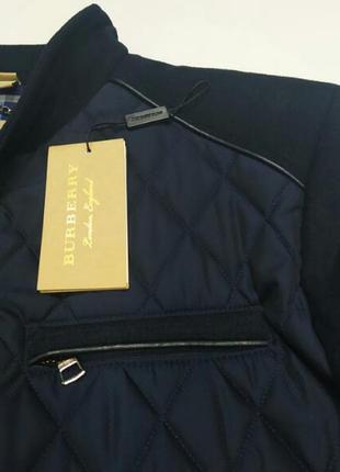 Мужская демисезонная куртка burberry