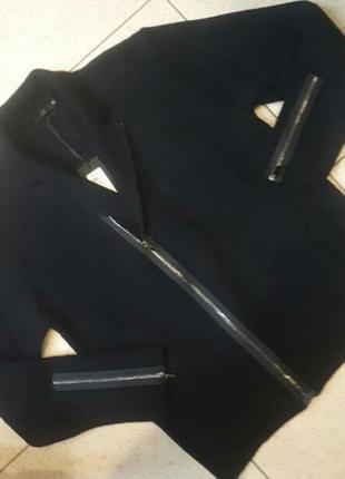 Стильная мужская кофта- пиджак