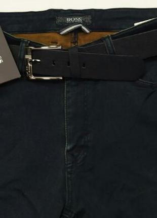 Мужские джинсы с поясом hugo boss