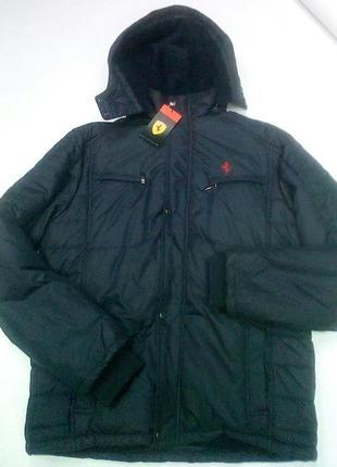 Мужская демисезонная куртка ferrari