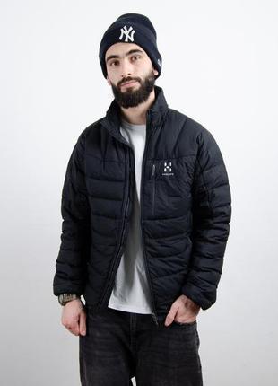 Haglofs bivvy iii пуховик микропуховик туристический куртка зи...