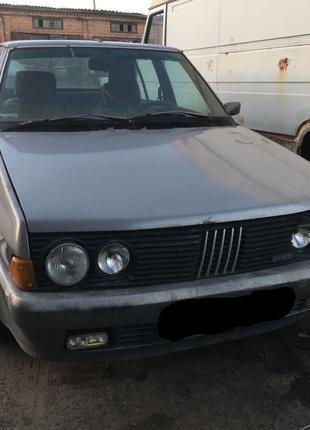 Fiat Ritmo 1.9 tdi 86г Капот ляда двери Запчасти (Фиат Ритмо)