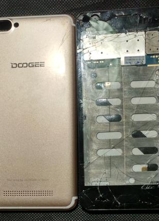 Doogee X20 разборка