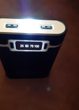 Повербанк (корпус) +4 18650 аккумулятора
