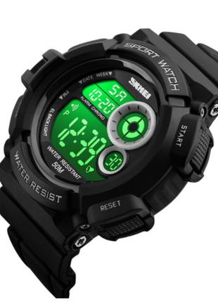 Наручные мужские часы светодиодные спортивные