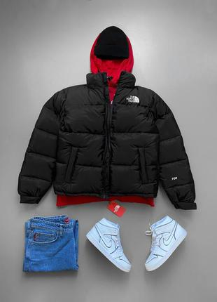Зимняя курточка the north face 700