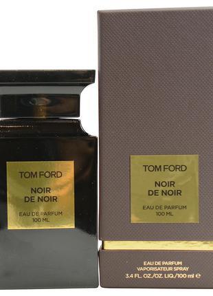 Tom Ford Noir de Noir original ТОМ ФОРД МУЖСКИЕ  ЖЕНСКИЕ духи