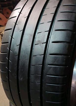Пара 295/40 r19 Michelin Pilot Super Sport