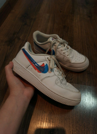 Кроссовки Nike Air Force 1 low 3D glasses