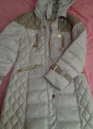 Пальто зимнее xxl