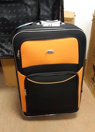 Дорожный чемодан на 5 колесах Bonro 779