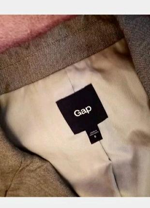 Пиджак Gap