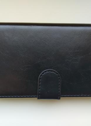 Чехол книжка с отсеком для банковских карт Huawei Y5P