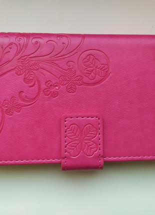 чехол книжка с отсеком для банковских карт xiaomi redmi 6