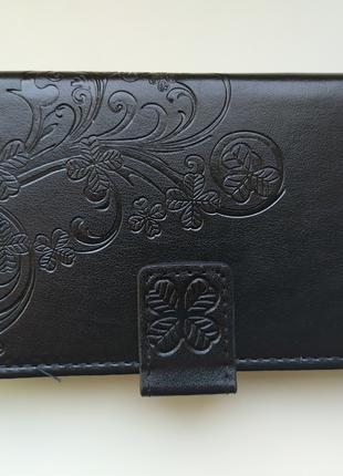 чехол книжка с отсеком для банковских карт xiaomi redmi 5a