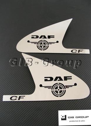 Окантовка ручек для Daf CF