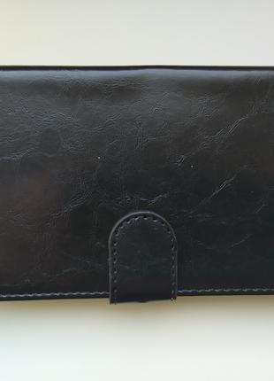чехол книжка с отсеком  банковских карт xiaomi redmi note 4 4x