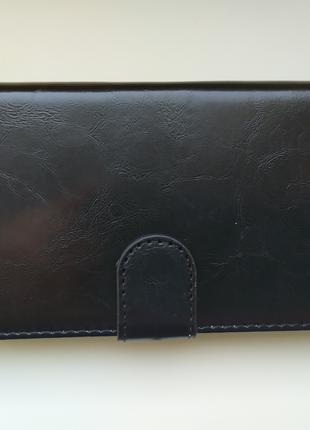 чехол книжка с отсеком для банковских карт xiaomi redmi 6a