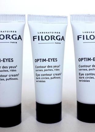 Filorga optim eyes  филорга оптим-айз -  крем для контура глаз
