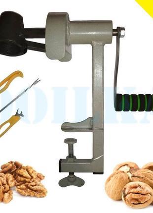 Орехокол +докол для грецкого ореха S&K Mechanics (20 кг/час)