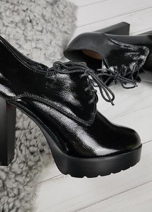 Ботильоны на шнуровке ✨польша