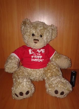 Мягкая Игрушка. Медведь, Мишка Build-A-Bear. От 3 лет +.