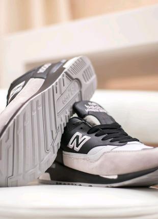 New Balance мужские зимние кроссовки