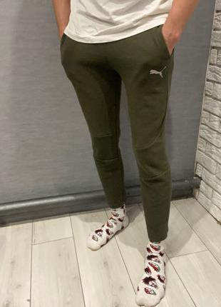 Штаны спортивные puma Nike adidas champion new balance under armo