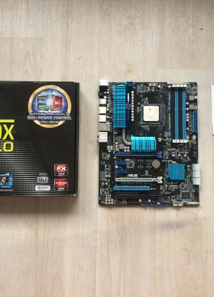 Материнская плата для amd Asus M5A99X R2.0 EVO сокет am3+для FX