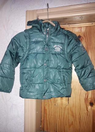Куртка -желетка