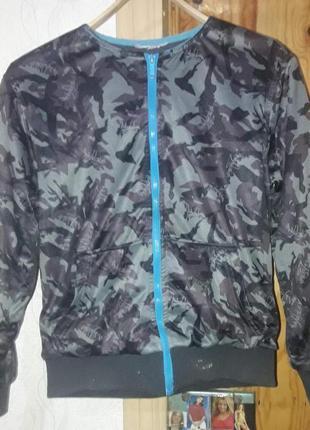 Куртка толстовка