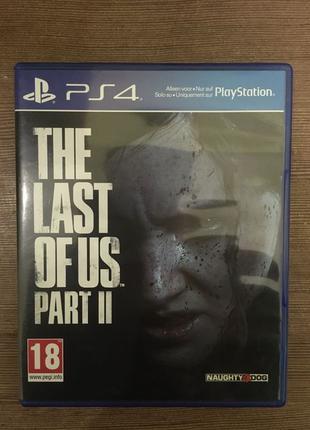 The Last of Us Part II (Одни из нас 2) для PlayStation 4