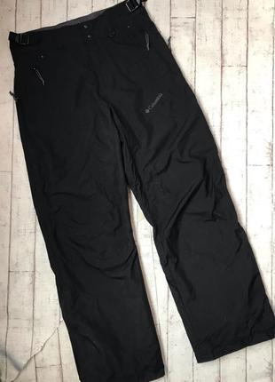 Columbia omni-Tech(THF Mammut)штаны на мембране оригинал S размер