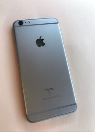 IPhone 6s Plus silver 64 gb