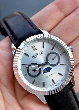 Супер скидка! мужские часы с бриллиантами подарок мужчине