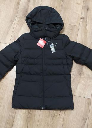 Куртка женская курточка жіноча Puma пуховик оригинал 851662/01...